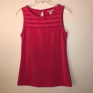 Banana Republic Sleeveless Top Excellent Condition